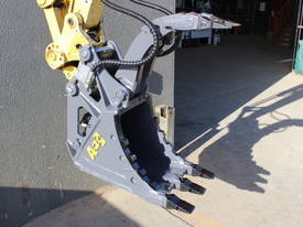 HYDRAULIC GRAPPLE FOR 3-4T EXCAVATOR - picture7' - Click to enlarge