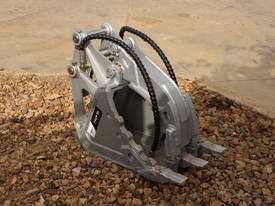 HYDRAULIC GRAPPLE FOR 3-4T EXCAVATOR - picture8' - Click to enlarge