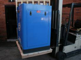 German Rotary Screw - 15hp /  11kW Air Compressor - picture4' - Click to enlarge