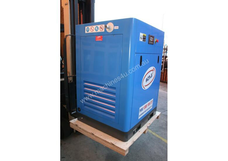 German Rotary Screw - 15hp /  11kW Air Compressor