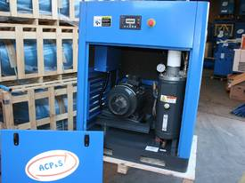 German Rotary Screw - 15hp /  11kW Air Compressor - picture7' - Click to enlarge