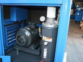 German Rotary Screw - 15hp /  11kW Air Compressor - picture8' - Click to enlarge