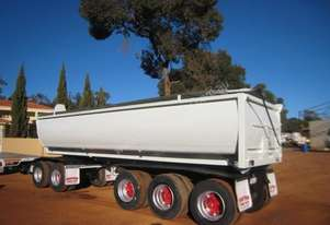 1994 CUSTOM 5 AXLE TIPPER FOR SALE