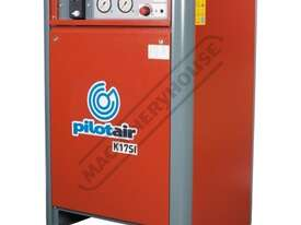 K17SI Silenced Pilot Air Compressor 3HP 415 Volt - picture0' - Click to enlarge