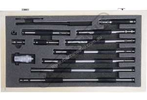 23-149 Inside Micrometers - Rod Type 50-300mm Metric
