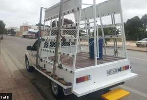Rear Step can be made for any ute