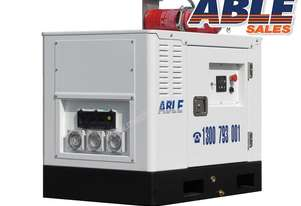 7kVA Diesel Genset MINE SPEC - SUPER SILENT AUSTRALIAN DESIGN