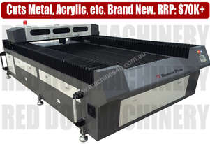 Omnisign Plus PRO 10000 III 150W Laser Cutting Machine For Metal and Non-Metal