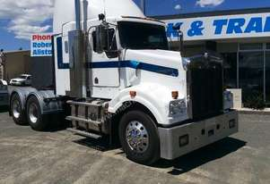 2010 Kenworth T408 ITSLEEPER LOW KLM LOWTARE BD RT