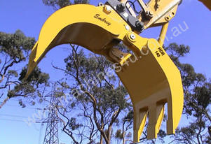 EMBREY HDR110  suits 18-24t excavators.
