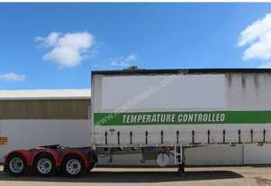 2006 MAXITRANS REFRIGERATED TRAILER A Trailers