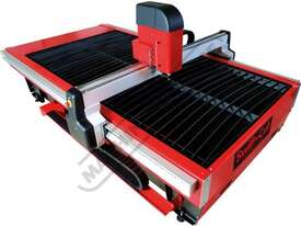 Swiftcut 2500WT MK4 CNC Plasma Cutting Table Water Tray System, Hypertherm Powermax 125 Cuts up to 2 - picture2' - Click to enlarge