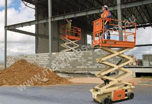 R6  Electric 19 Foot Scissor Lift