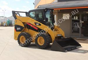 2012 CAT 262C2 SKID STEER LOADER