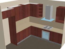Full 3d Cabinet Design software with CNC - picture0' - Click to enlarge
