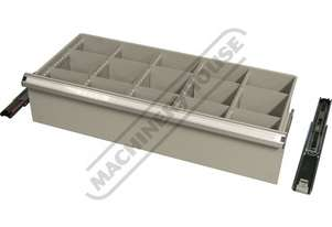 SCD-200 Drawer with ball bearing slides 200mm Deep Drawer, 75kg Capacity Suits T762 & T774