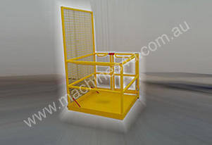 Safety Cage Fully Welded - Free delivery Brisbane