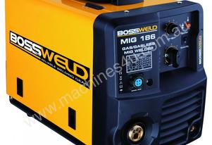 180A Gas/Gasless MIG Welding Machine