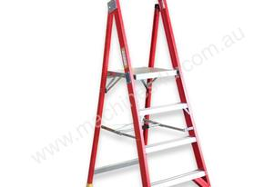 STEP-UP ST11304 1.2M FIBREGLASS PLATFORM LADDERS