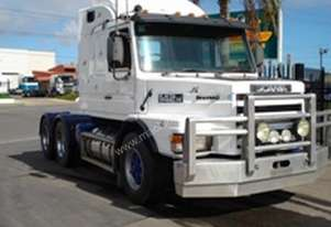 SCANIA 142H Primemover 420hp, 13 speed. Hydraulics