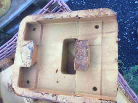 Machanically Attached wear plate 50 Series - picture0' - Click to enlarge