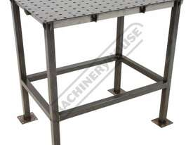 LK6090-M CertiFlat PRO Series - Long Leg Kit Suits 600 x 900mm PRO Series Welding Table Top 860mm Ta - picture2' - Click to enlarge