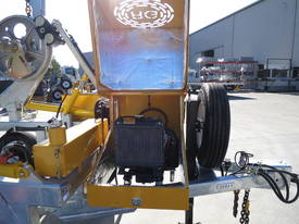 3.5 TONNE DUAL AXLE CABLE DRUM SELF LOADER - picture3' - Click to enlarge
