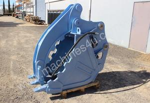 HYDRAULIC GRAPPLE BUCKET 17-23T