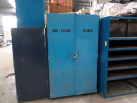 Industrial All Steel Storage Cabinet #P