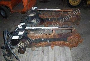 Digga TRENCHER ATTACHMENTS