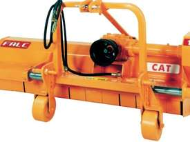 Cat Hydraulic Offset Mulcher and Shredder - picture1' - Click to enlarge