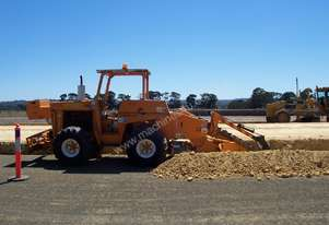 6510PD , offset ,  sub soil trencher