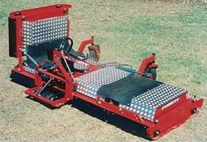 Jarrett TM Series – Wing Deck Finishing Mowers