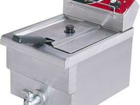 F.E.D. EF-S7.51 10 Amp Single Benchtop Electric Fryer - picture1' - Click to enlarge