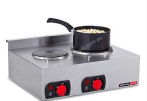 Anvil STA0002 Double Electric Stove Top