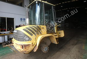Volvo L35 Wheel Loader 2001 dismantling
