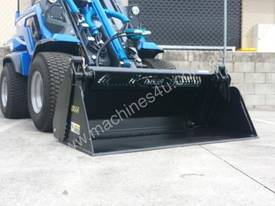 MULTIONE 8.4S TWO SPEED MINI LOADER - picture18' - Click to enlarge