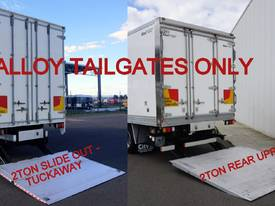 Late Model Alloy Tailgates