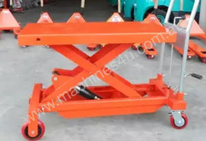 Scissor Lift Table 750kgs 1m