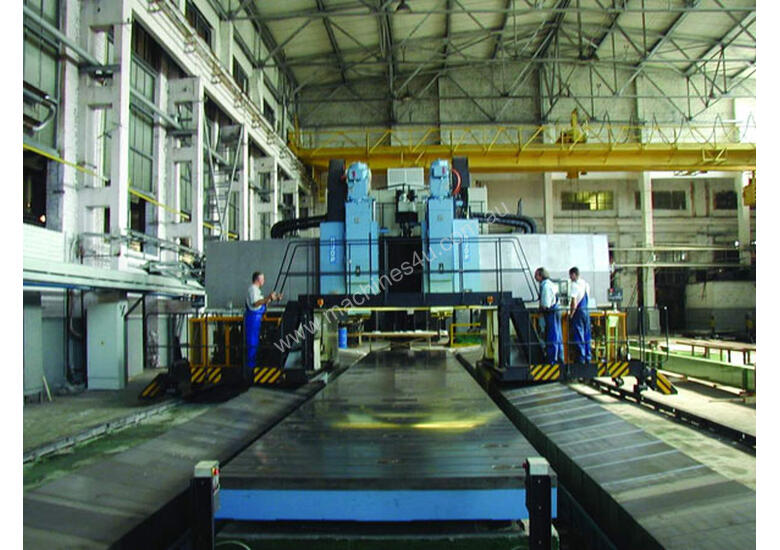 MRG MODEL MC-G16F4A-16 Gantry Type Machining Centr