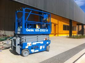 GENIE GS 1932 Scissor Lift - picture0' - Click to enlarge