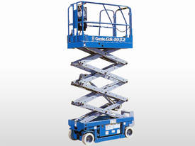 GENIE GS 1932 Scissor Lift - picture4' - Click to enlarge