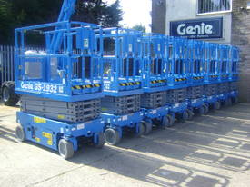 GENIE GS 1932 Scissor Lift - picture5' - Click to enlarge