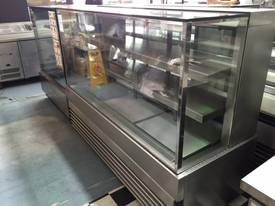 Koldtech Refrigerated Display Cabinet SQRCD-18-BA