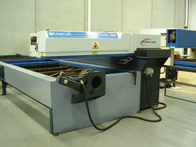 2kW Sheet and Tube cutting laser