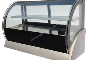 DGC0540 1200mm Countertop curved showcase