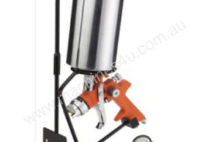 AIR SPRAY GUN HVLP GRAVITY FEED 1000CC