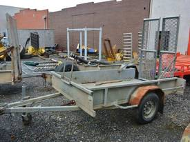 PANTON HILL SINGLE AXLE PLANT TRAILER - picture0' - Click to enlarge