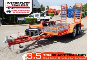3.5 TON Heavy Duty Plant Trailer, Deluxe colour