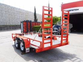 3.5 TON Heavy Duty Plant Trailer Deluxe ATTPT - picture4' - Click to enlarge
